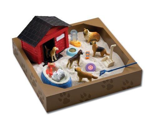 Sandpit My Little SandBox My Little Sandbox PlaySet DOGGIE DAY CAMP sand play