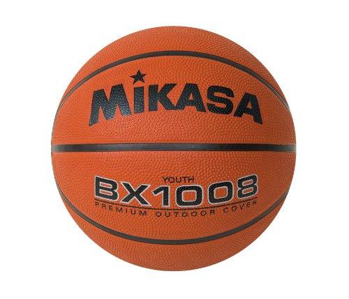 Mikasa BX1008 Junior Size Rubber Basketball