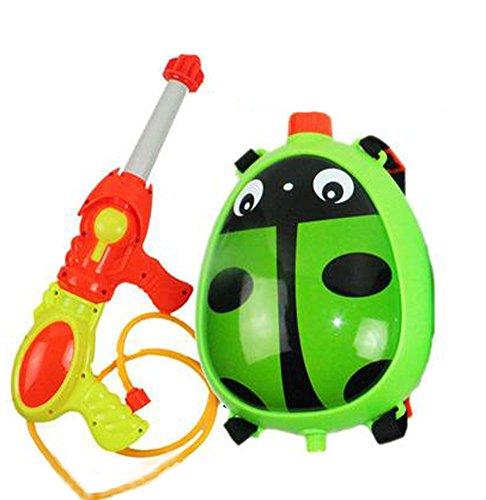 Kids Water Fun Safe Beach Sand Toys Backpack Style Water GunUnique Squirt Gun