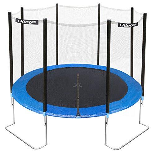 Ultega Jumper Trampoline with Safety Net 12 ft