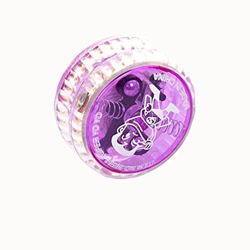 Silvercell 1pcs Flashing LED Colorful Professional YoYo Ball String For Kid Boy Xmas Gift