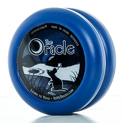 YoYoTricks Oracle Yoyo Professional Trick Yoyo Color Blue