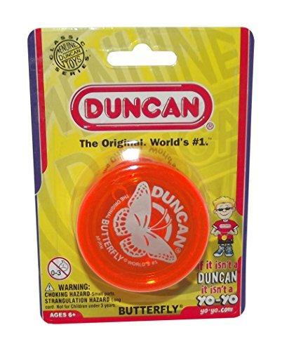 Duncan BUTTERFLY YO-YO-ORANGE