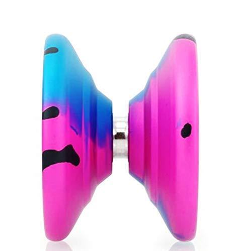 YoYoFactory Horizon Yoyo Colors Pink Aqua Black