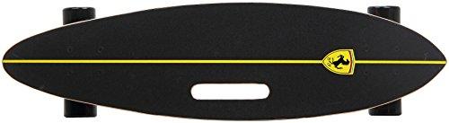 Ferrari Cruiser Standard Skateboard Black 31 x 825