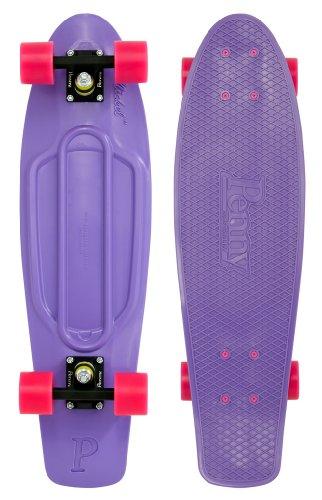 Penny Skateboards Nickel Standard Skateboards 27-Inch Classic Purple