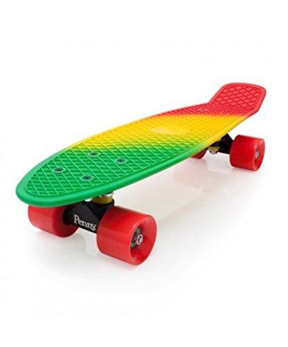 Penny Skateboards Standard Spike Orange Skateboard Multicolor