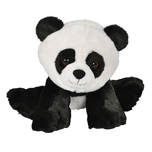 12-inch Zoo Crew Panda Stuffed Animal