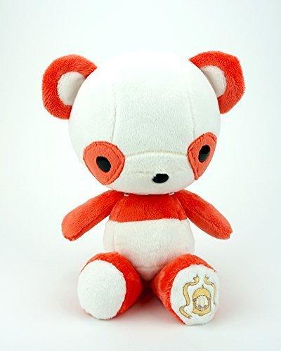 BellziCute Orange Panda Stuffed Animal Plush Toy - Pandi