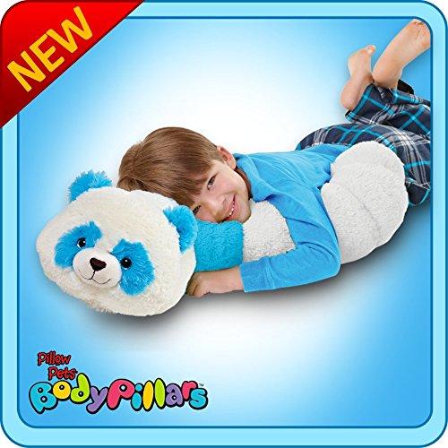 Pillow Pets Body Pillars - Mystical Panda Stuffed Animal Plush Toy Body Pillow