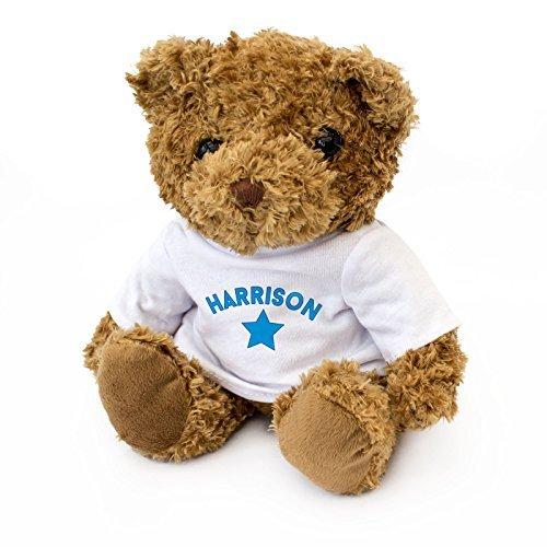 New - Harrison - Cute and Cuddly Teddy Bear - Gift Present Xmas Birthday