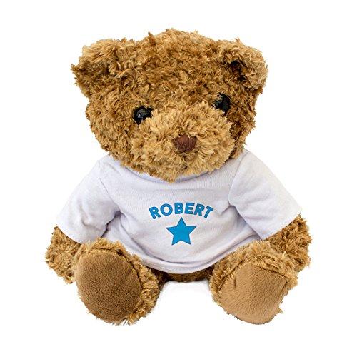 New - Robert - Cute and Cuddly Teddy Bear - Gift Present Xmas Birthday
