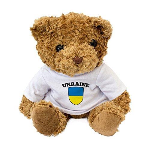 Ukraine Teddy Bear - Cute and Cuddly - Україн - Gift Present Birthday Xmas
