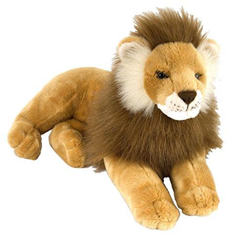 16 Male Lion Soft Toy Animal