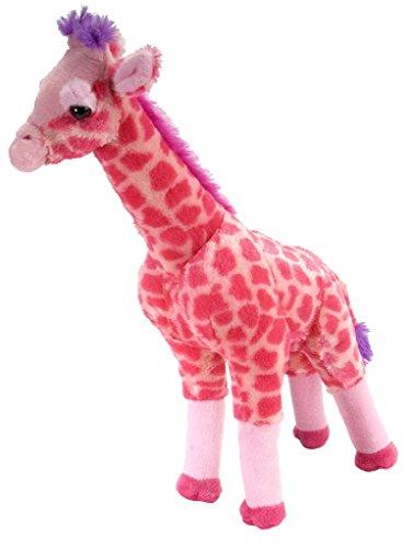 Wild Republic Pink Giraffe 25 Ck Vibes Childs Plush Cuddly Soft Toy Animal