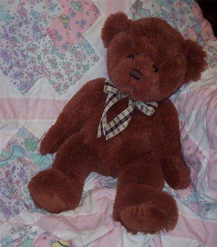 Brownewell Brown Teddy Bear 14 by Russ Berrie