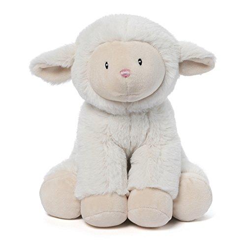 Gund Baby Lopsy Lamb Keywind Musical Stuffed Animal Toy