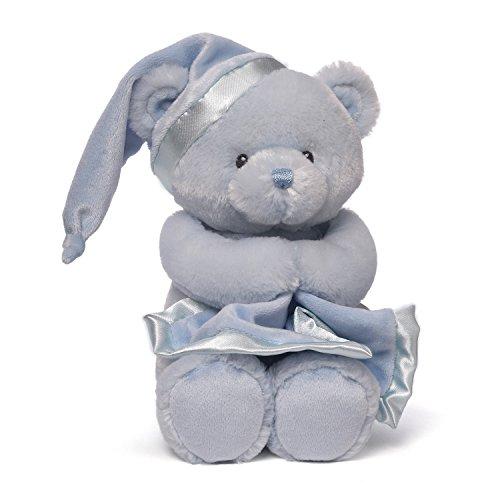 Gund My First Teddy Bear Keywind Musical Stuffed Animal