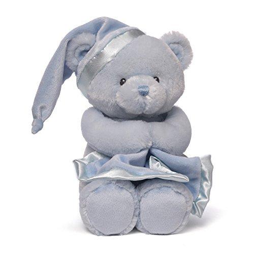 Gund My First Teddy Bear Keywind Musical Stuffed Animal by GUND
