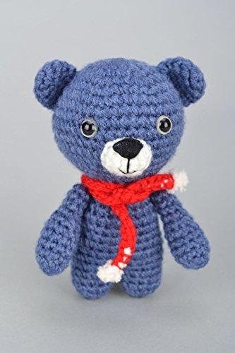 Crochet Soft Toy Bear