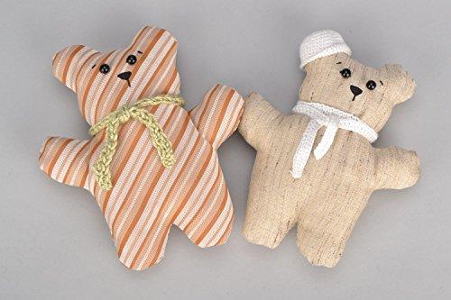 Fabric Soft Toy Bear