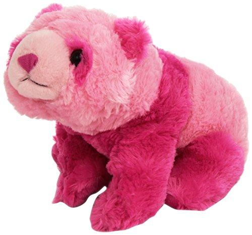 Wild Republic Europe 30cm Cuddlekins Vibes Panda Plush Toy pink