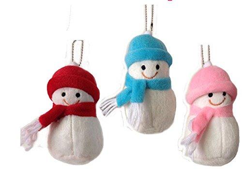 Annasvip Animal Soft Bear Doll Plush Toy 12cm