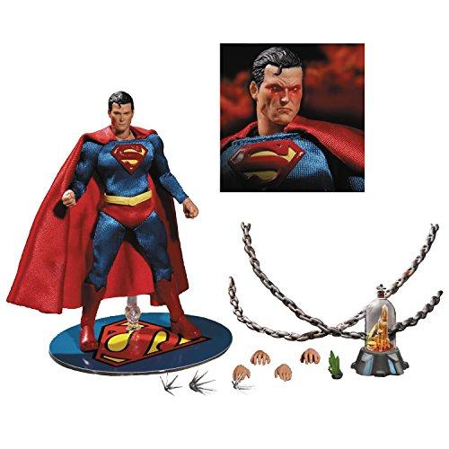 Mezco DC One12 Collective Classic Superman Action Figure