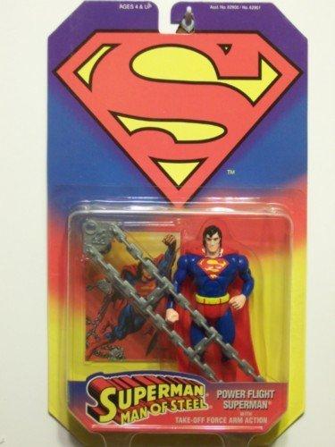 Power Flight Superman Action Figure - Superman Animated Series