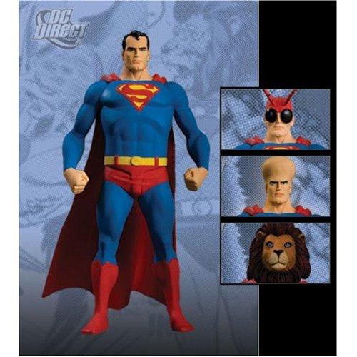 Showcase Presents Series 1 Superman Action Figure by DC Comics