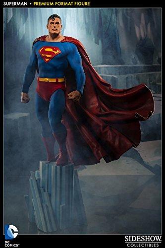Sideshow DC Comics Superman Premium Format Figure 14 Scale Statue
