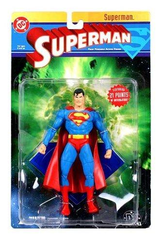 Superman Superman Action Figure