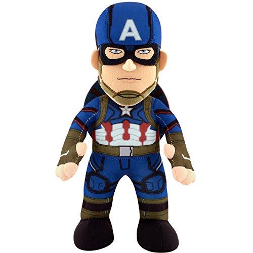 Bleacher Creatures Marvel Captain America Civil War Plush Figure 10