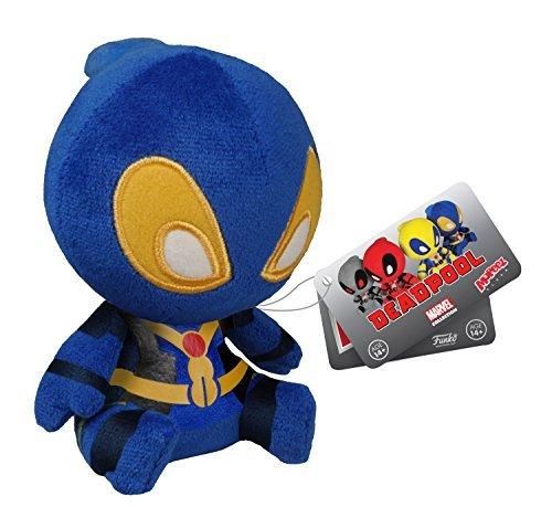 Deadpool Blue X-Men Mopeez Marvel Plush by Deadpool