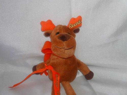 Hersheys Rapping Reeses Miniatures 9 Plush Deer