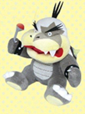 Sanei Super Mario Plush Series Morton Koopa Jr Plush Doll 75