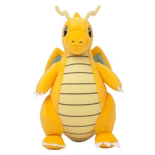 NicexxTM Pokémon Go Dragonite Plush Toy 9 Stuffed Pokemon Character New Arrival