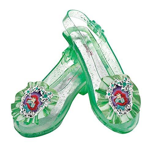 Disguise Disney Princess The Little Mermaid Ariel Sparkle Shoes