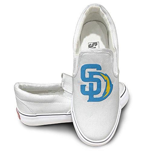 TAYC San Diego Sport Football Mixed Fashion Shoes White