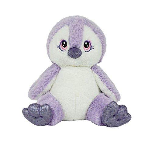 Bear Factory Cuddly Soft 8 inch Stuffed Purple PenguinWe Stuff emYou Love em