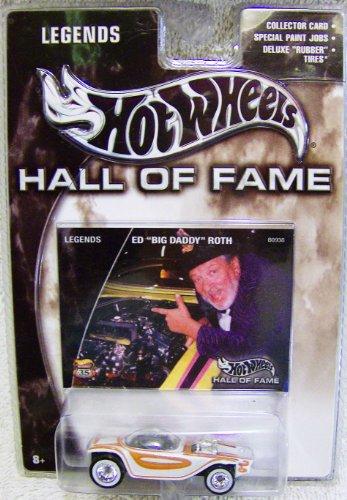 2002 Mattel Hot Wheels Hall of Fame Legends Series Ed Big Daddy Roths Beatnik Bandit 164 Scale Car