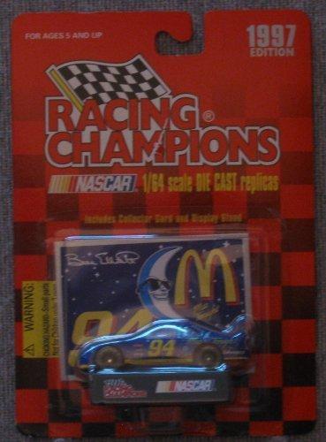 NASCAR 94 Bill Elliott Mac Tonight Racing Champions 164 Scale Car