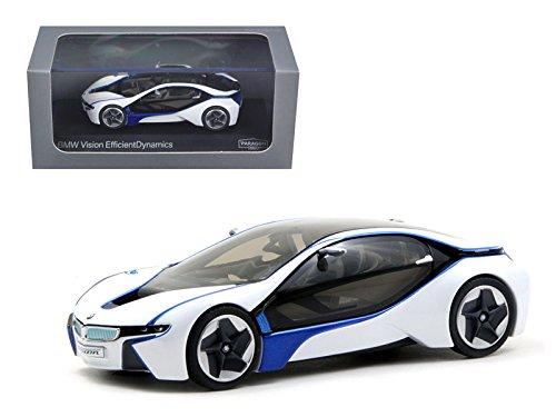 Paragon 91021 BMW Vision Efficient Dynamics Concept 143 Diecast Model Car