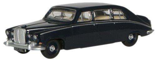 1148 Dark Blue Oxford Diecast Daimler Ds420 Limo