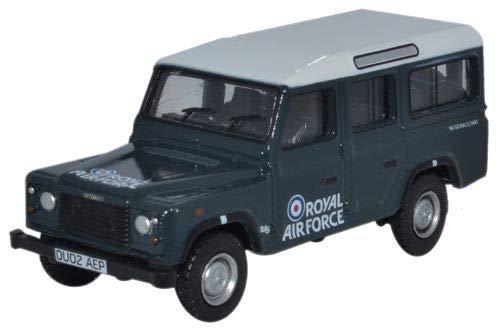 OXFORD DIECAST Land Rover Defender Station Wagon RAF
