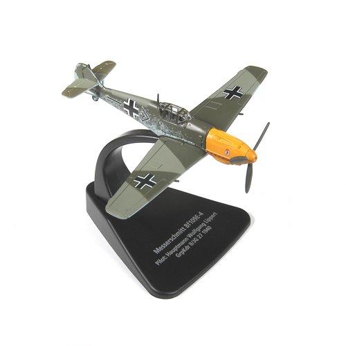 Oxford Diecast Messerschmitt Bf109e-4 - 172 Scale Diecast Model