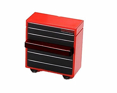 Garage Tool Box - Phoenix 17020 - 124 Scale Diecast Car Accessory