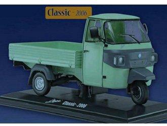 Piaggio Ape Classic 2006 Diecast Model Van