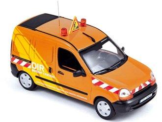 Renault Kangoo DDE 2008 Diecast Model Van