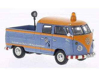VW T1 Doka Pickup Diecast Model Van